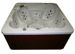 Coyote Spas Hot Tub Range