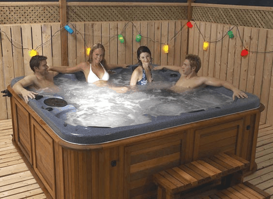 The Hottest Hot Tub Party Fashions