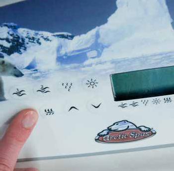 Arctic Spas Ecopak Control System
